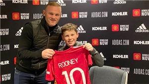 Con trai Rooney gia nhập MU: Hổ phụ có sinh hổ tử?