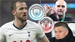Đại chiến Manchester vì Harry Kane