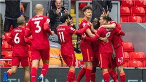 Liverpool: Kết cục có hậu cho một mùa giải dông bão