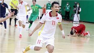 CĐV phát cuồng vì tấm vé dự World Cup của futsal Việt Nam