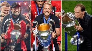 Các HLV Đức thống lĩnh Champions League