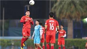 Giao hữu Việt Nam vs Jordan (23h45 hôm nay): Khởi đầu giấc mơ World Cup