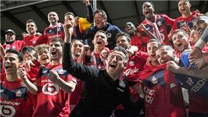 Lille vô địch Ligue 1: Hãy vui khi có thể