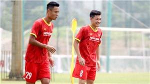 HLV Park Hang Seo trao cơ hội cho cầu thủ trẻ?