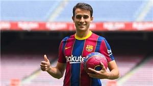 Hàng thủ Barca: Eric Garcia trở lại để kế thừa Pique
