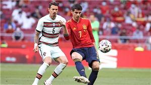 EURO 2020: Hàng công Tây Ban Nha: Niềm tin vào Morata