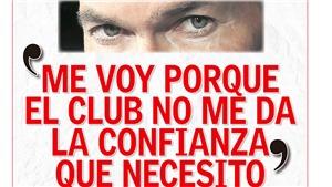 Đằng sau bức tâm thư của Zidane: Cuộc chiến của những cái đầu thông tuệ
