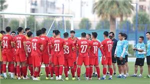Việt Nam vs Indonesia: Tiến lên đội tuyển Việt Nam! (VTV6, VTV5 trực tiếp)