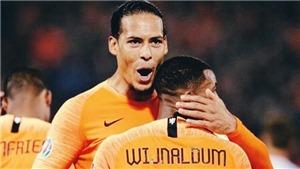 EURO 2020: Không Van Dijk, ai sẽ là thủ lĩnh của Hà Lan?