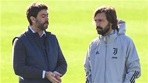 """Pirlo và Juve """"đồng sàng, dị mộng"""""""