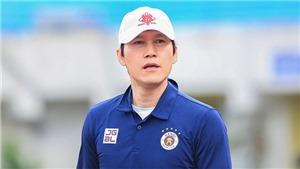 HLV mới của Hà Nội FC nhận lời khuyên từ ông Park