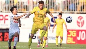 Hà Nội FC sa sút vì ngoại binh