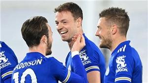 Trực tiếp bóng đá Leicester - Crystal Palace: Dồn sức giữ Top 4