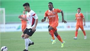 Bình Định liên tiếp gặp khó tại V-League 2021