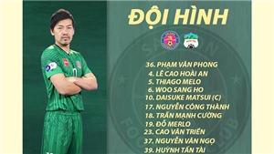 Sài Gòn FC hiện thực tuyên bố của HLV Vũ Tiến Thành