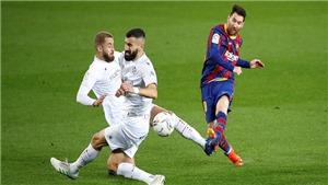 Barcelona thắng Huesca 4-1: Sự quyến rũ của thiên tài