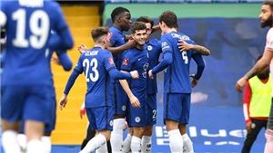 Không cần đá hay, Chelsea vẫn đi tiếp ở Cúp FA