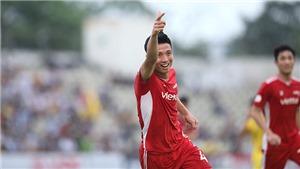 Viettel thắng tối thiểu SLNA, Hải Phòng bại trận trên sân nhà