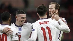 Đội tuyển Anh: Thăng hoa nhờ sức trẻ