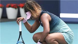 Miami Open 2021: Chuyện gì đang xảy ra với Naomi Osaka?