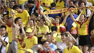 Nam Định giành chiến thắng nghẹt thở trước SLNA