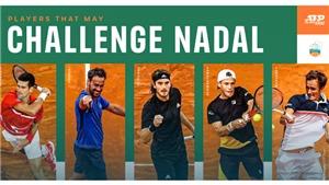 5 mối đe dọa với Rafael Nadal ở Monte-Carlo Masters 2021