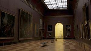 Bảo tàng Louvre – người đẹp chờ 'đánh thức' trong mùa dịch Covid-19