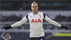 Bale rực sáng, Tottenham của Mourinho trút áp lực