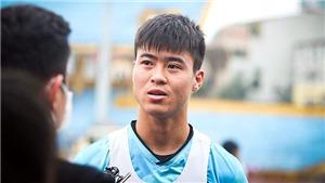Duy Mạnh chưa nghĩ đến chuyện lên tuyển Việt Nam