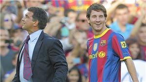 Barca cho hiện tại và tương lai sẽ thế nào?