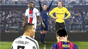 Góc Anh Ngọc: Ronaldo, Messi, và sự kết thúc của một kỉ nguyên