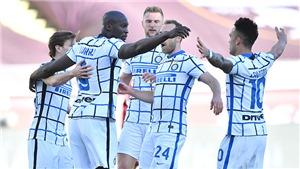 Inter thắng trận thứ 8 liên tiếp: Không thể cản Lukaku-Lautaro