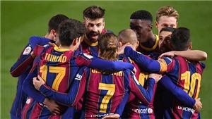 Barcelona: Chọn lối ra kiêu hãnh