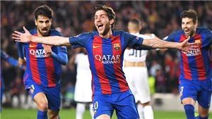 Trực tiếp PSG vs Barcelona (03h00 ngày 11/3): Điều kì diệu không dành cho Barca