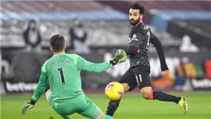 Liverpool thắng 2 trận liền: Salah bừng tỉnh sau giấc ngủ dài
