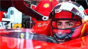 F1: Ferrari sẽ là bến đỗ phù hợp cho Sainz?