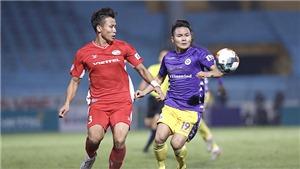 Siêu Cup quốc gia Hà Nội đấu Viettel: Lấy công bù thủ