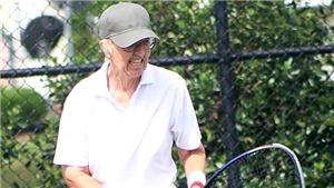 """Tennis: 5 """"cây trường sinh"""" của quần vợt thế giới"""