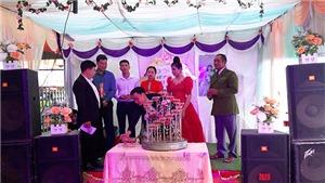 Tôi đi đám cưới người Thái đen