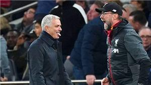 Trực tiếp Liverpool vs Tottenham: Ngày Klopp đọ tài Mourinho cho ngôi đầu