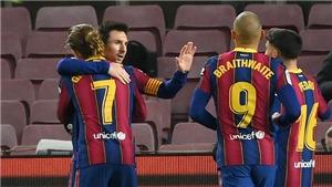 Trực tiếp Barcelona vs Real Sociedad: Nhạt nhòa sắc áo Barca…