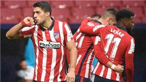 Atletico Madrid: Bầu trời vô hạn với Luis Suarez