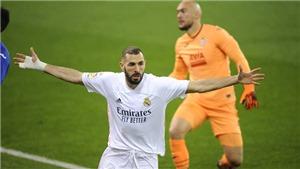 Real Madrid: Benzema nhanh nhất ở tuổi 33