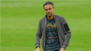 Tây Ban Nha đi đúng hướng cùng Luis Enrique
