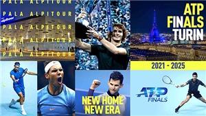 Lần cuối cho London ATP Finals