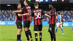 Milan đã thực sự là ứng viên cho Scudetto