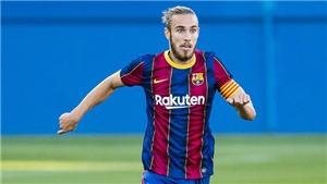 Barca và thương vụ Eric Garcia: Chuyến bay mới còn có Mingueza