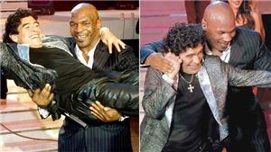 Mike Tyson: Một Maradona của quyền Anh