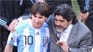 Vĩnh biệt huyền thoại Maradona