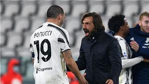 Juventus nhọc nhằn hạ Torino: Màn ăn mừng của Pirlo nói lên tất cả